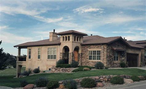 Patio Homes Colorado Springs by Colorado Springs Designer Patio Home For Sale