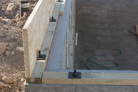 Sill Plate Washers And Rim Joist Question Building