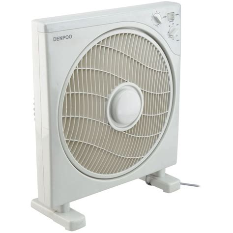 Kipas Meja jual kipas angin meja denpoo model box fan dbf 1122