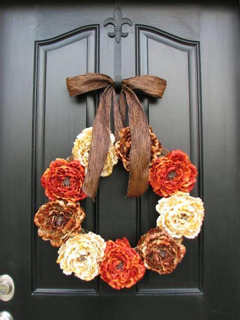 fall wreaths autumn wreaths fall decor front door wreaths holidays thanksgi pinpoint