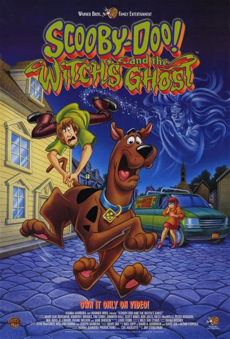 Film With Cartoon Books | scooby doo movies scooby doo and the witch s ghost movie