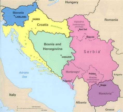 serbia u vûi thåy s karta jugoslavije