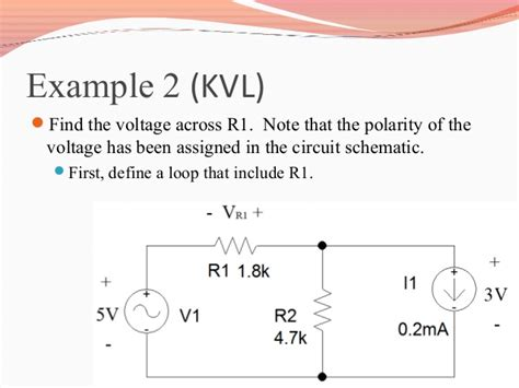 voltage polarity across a resistor the polarity of the voltage drop across a resistor depends on 28 images simple polarity