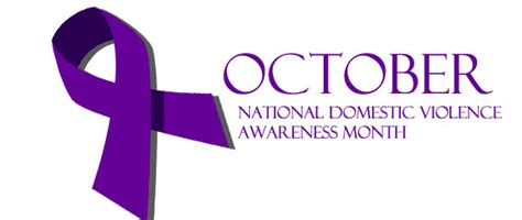 domestic violence awareness color october is domestic violence awareness month safe