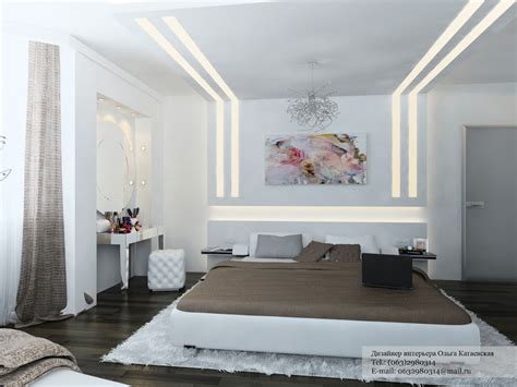 White Brown Contemporary Bedroom Interior Design Ideas Contemporary Bedroom Designs