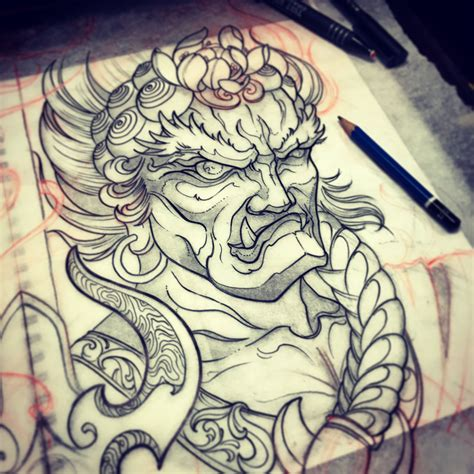 fudo myoo tattoo fudo myoo custom tattoos instagram mike tattoo