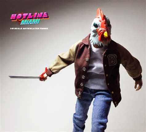 Silikon 3d Brown Line Duck hotline miami shazoo