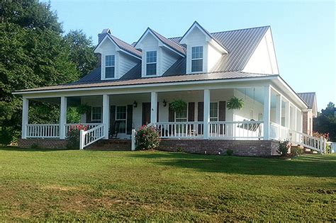 country style house plans with porches country style house plan 4 beds 3 baths 2039 sq ft plan 17 1017