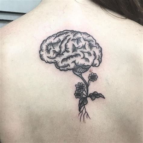 brain tattoo 25 best ideas about brain on balance