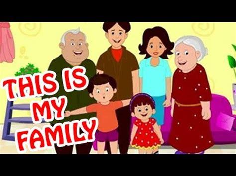 family nursery english rhyme  family rhymes youtube