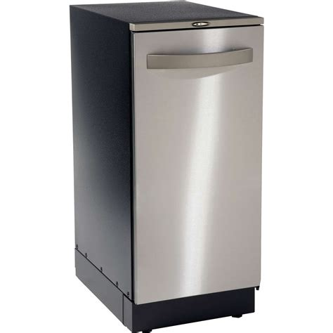 kitchen compactor broan 15ss elite 15 quot stainless steel built in fully