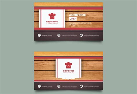 restaurant business cards templates free 45 restaurant business cards templates psd designs