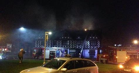 swinging clubs in birmingham tudor lounge swingers club in highgate hit by fire