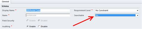 Search For Postal Code By Address Dynamics Crm Doesn T Enable Search On Address Zip Postal Code By Default 171 Sides Of