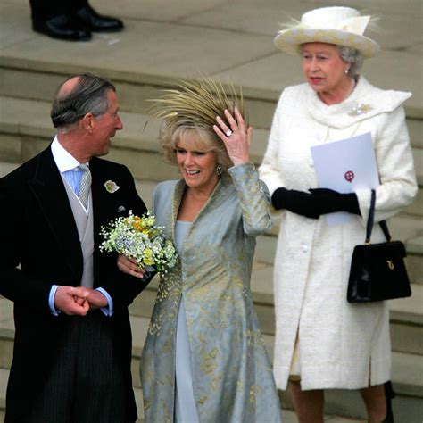 Wedding Blessing Before Civil Ceremony by Charles And Camilla The Best Pictures From Their Royal