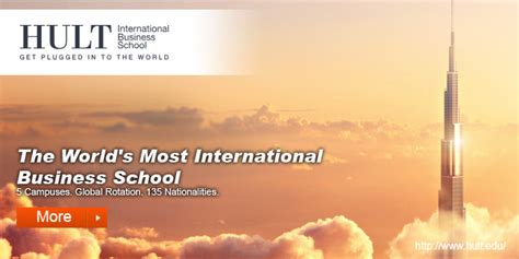 Hult International Business School Tuition Mba by Hult International Business School Hr Global Education