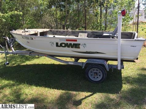 lowe boat trailer armslist for sale lowe jon boat w trailer no motor