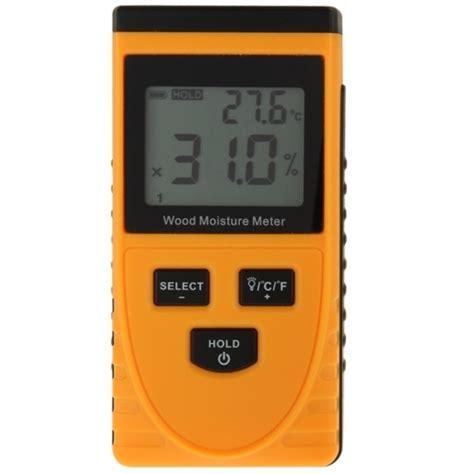Wood Moisture Meter digital wood moisture meter with lcd orange alexnld