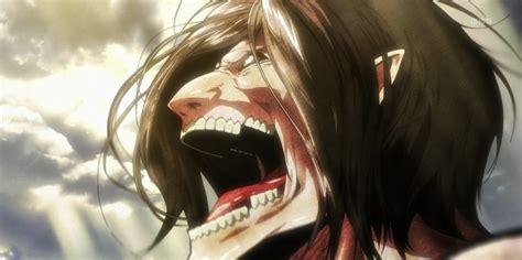 Kaos Anime Titan Rogue Eren Attack On Titan every titan shifter revealed on the attack on titan