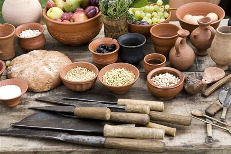 what did the romans eat ancient roman food dk find out