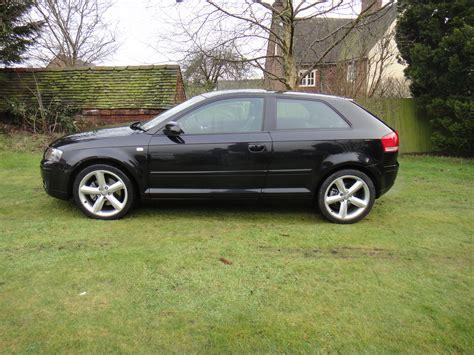 Audi A3 Bose by 2005 Audi A3 Sport 2 0 T Fsi Black Just 71 000 Heated