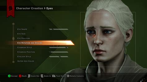 can you change your hair on age inquisition fextralife view topic post pictures of your inquisitor here