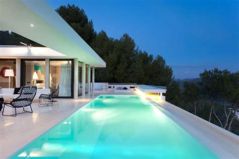 Ultra Contemporary Homes impressive villa in san jose ibiza mr goodlife
