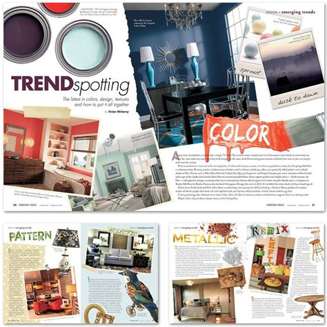 layout magazine creative layout design oregon home magazine feb mar 2012 jon