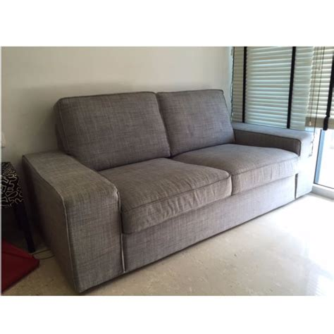 ikea sofa finance isunda grey 2 seat kivik ikea sofa home furniture on