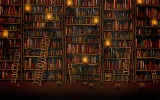 bookshelves wallpaper the international library of paranormal psychology 174 on