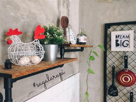 Rak Dapur Terbaru 42 model rak dapur minimalis modern terbaru 2018 dekor rumah