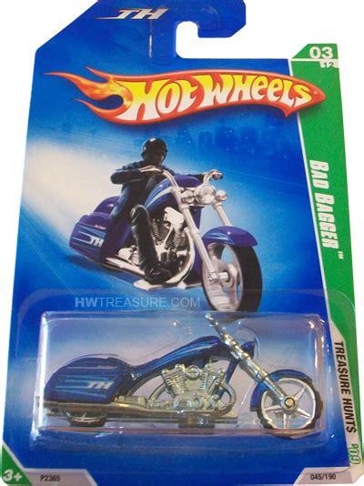 Hotwheels Th Reg Bad Bagger bad bagger wheels 2009 treasure hunt