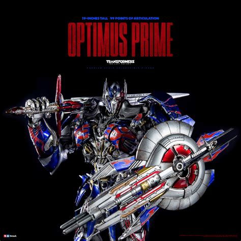 Transformers Autobots Optimus Prime Bumblebee Figure transformers roll out hasbro x threea presents optimus prime from transformers the last