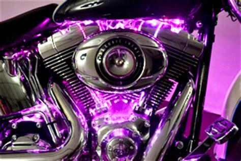 basic led engine kits for motorcycles