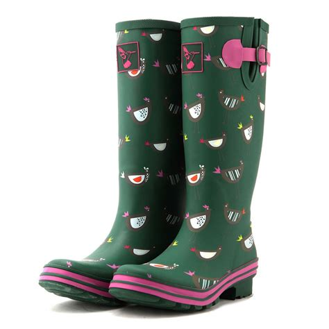 chicken boots evercreatures s rubber green boots lovely