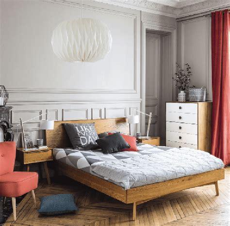 letti singoli maison du monde letto in legno da abbinare a elementi singoli diversi per