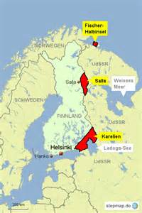 kare len finnland karelien journal21 landkarte f 252 r finnland