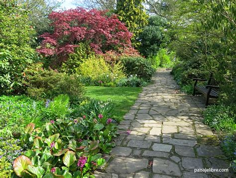 jardines franceses hton court el jard 237 n ingl 233 s m 225 s franc 233 s paisaje libre