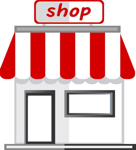 store clipart store front clip at clker vector clip