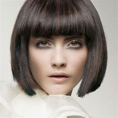 hairstyles for thick hair and fringe 26 best natural short hairstyles for thick hair cool