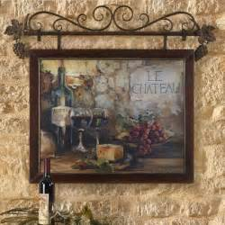 tuscan kitchen decor wall: wall art wall decor dining room decor ideas chateaus tuscan decor