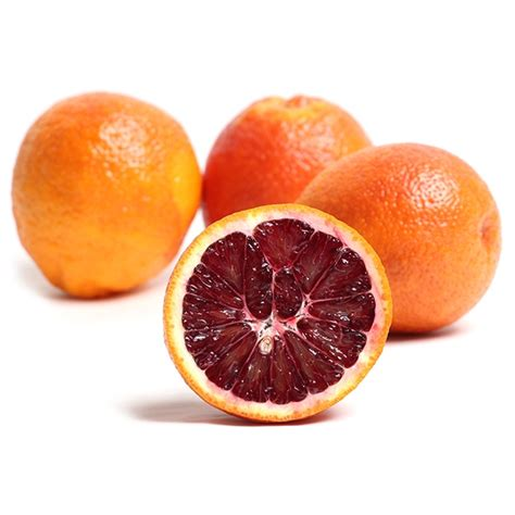 The Blood Orange blood oranges