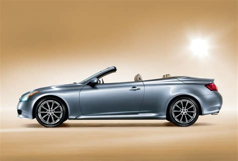infiniti g37 convertible a threat to bmw