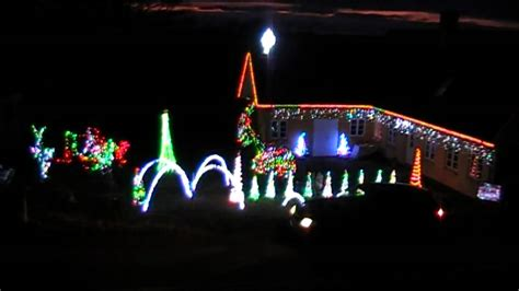 the griswolds lights griswold lights intro 2009