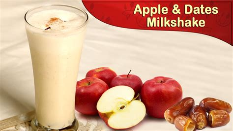 How To Keep Your Dates Juices Flowing Dont Talk Boring by Apple And Dates Milkshake Healthy Drinks Diet Recipes