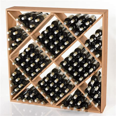 how to make a wine rack in a kitchen cabinet types of beautiful wine racks for your home ideas 4 homes