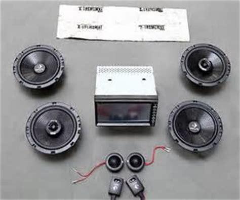 Harga Tv Mobil Merk Rodek harga paket audio mobil all new avanza perawatan dan