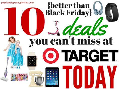 10 pre black friday target deals you can t miss today pincher