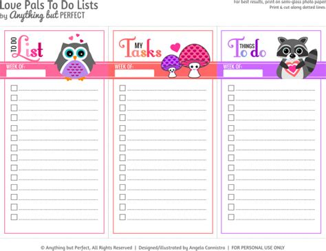 free pretty printable to do list free printable to do lists home office organization