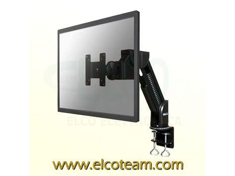 supporto monitor da scrivania supporto da scrivania per monitor newstar fpma d600black